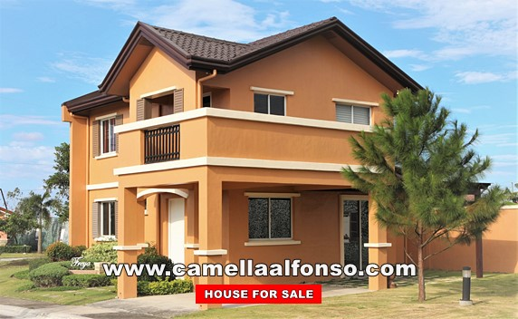 Camella Alfonso House and Lot for Sale in Alfonso Philippines