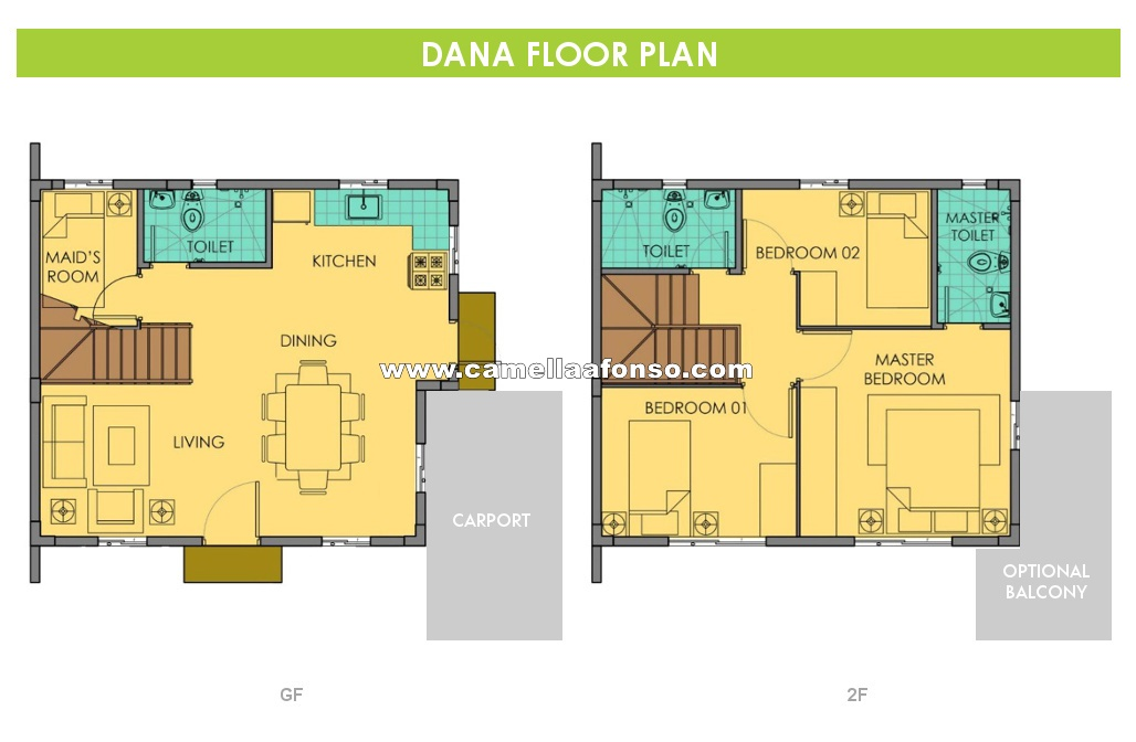 Dana  House for Sale in Alfonso