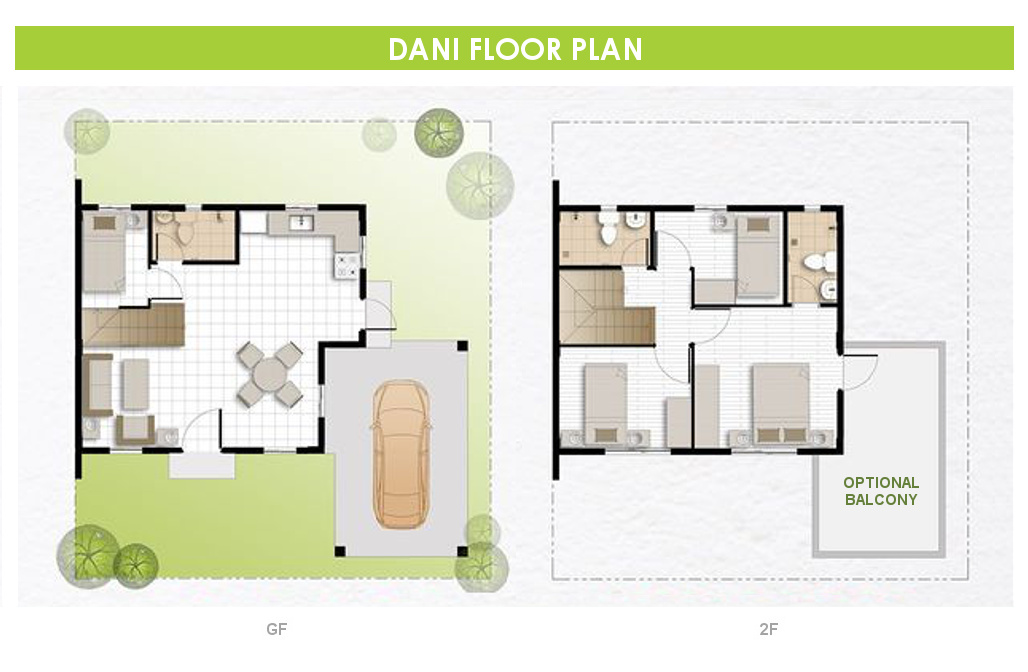 Dani  House for Sale in Alfonso