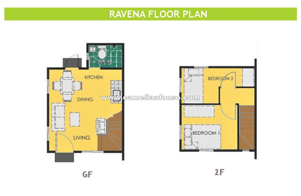 Ravena  House for Sale in Alfonso