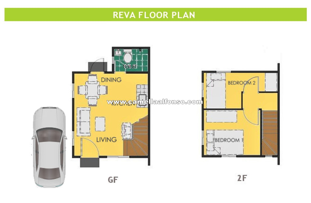 Reva  House for Sale in Alfonso
