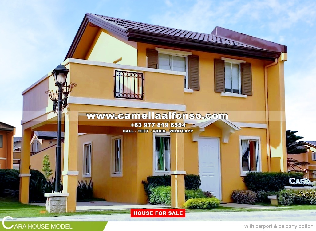 Cara House for Sale in Alfonso