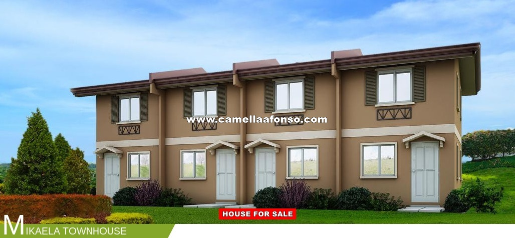 Mikaela House for Sale in Alfonso