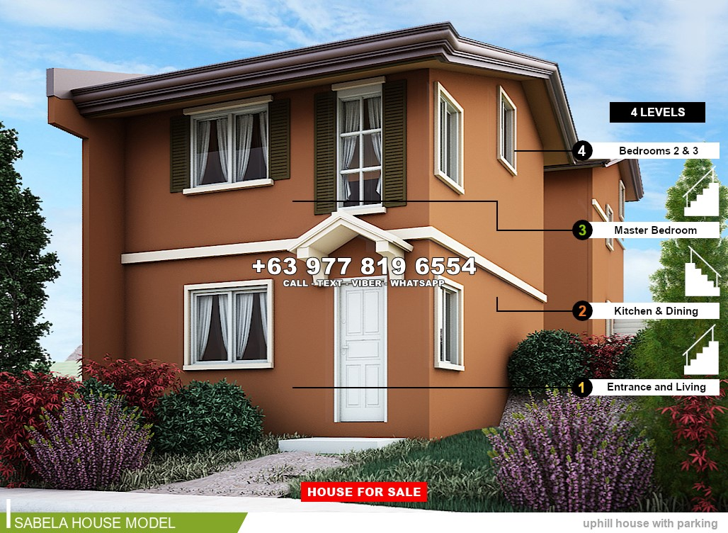 Isabela House for Sale in Alfonso