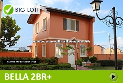 Bella House and Lot for Sale in Alfonso Philippines