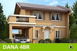 Dana House and Lot for Sale in Alfonso Philippines