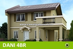 Dani House and Lot for Sale in Alfonso Philippines