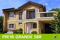 Freya House and Lot for Sale in Alfonso Philippines
