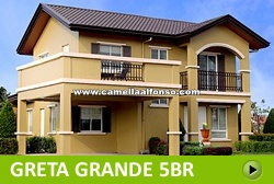 Greta House and Lot for Sale in Alfonso Philippines