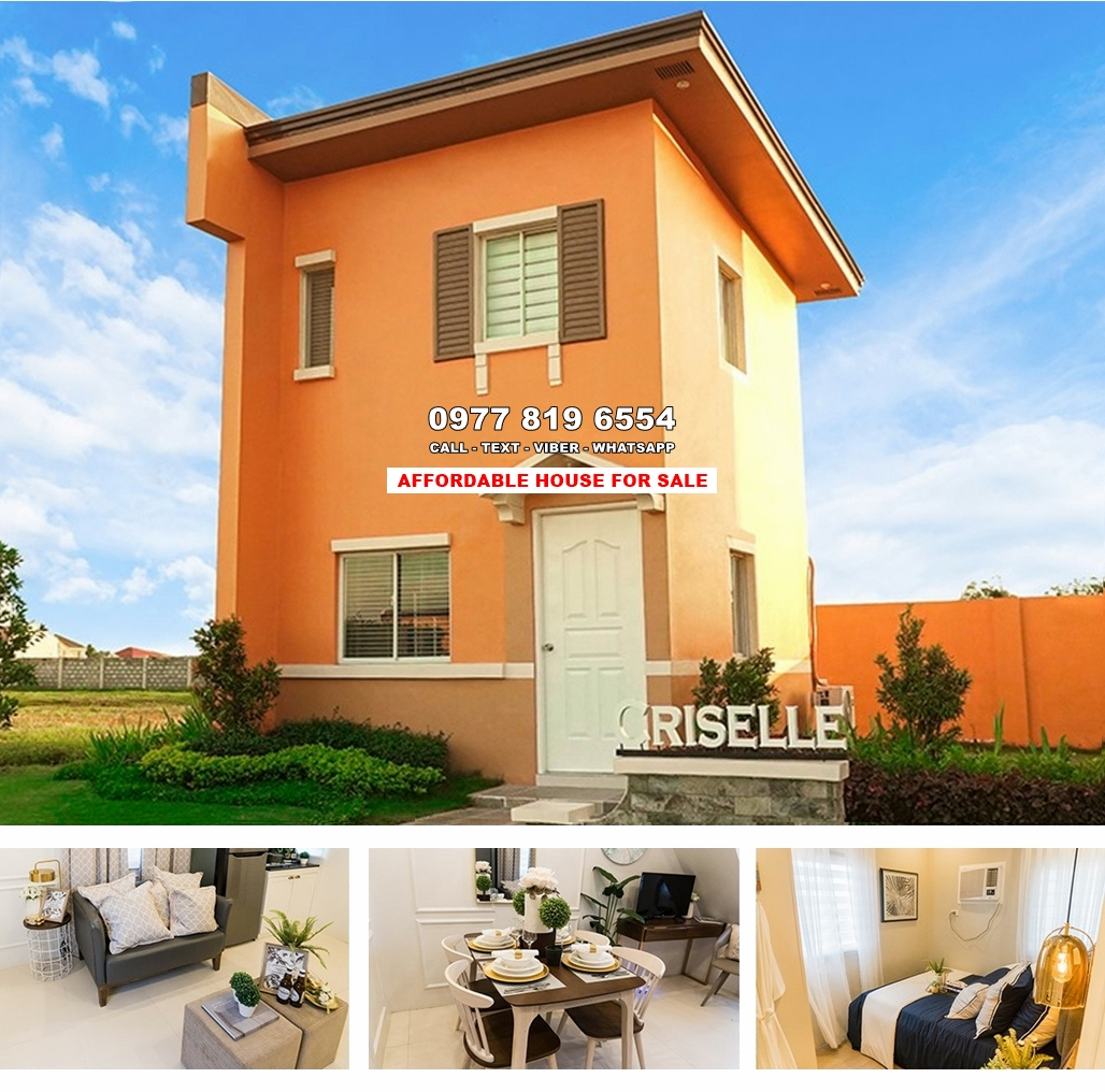 Criselle House for Sale in Alfonso
