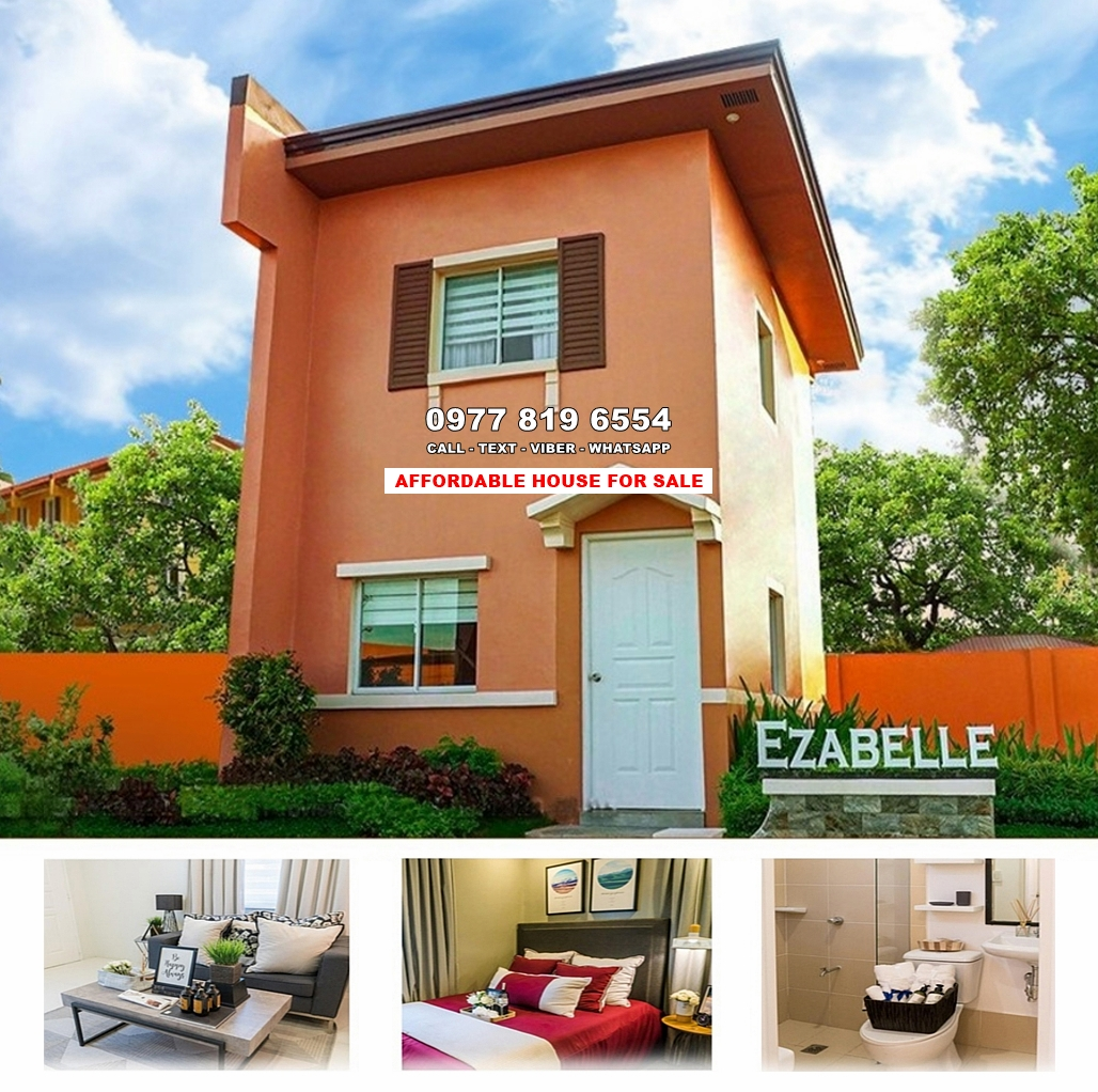 Ezabelle House for Sale in Alfonso