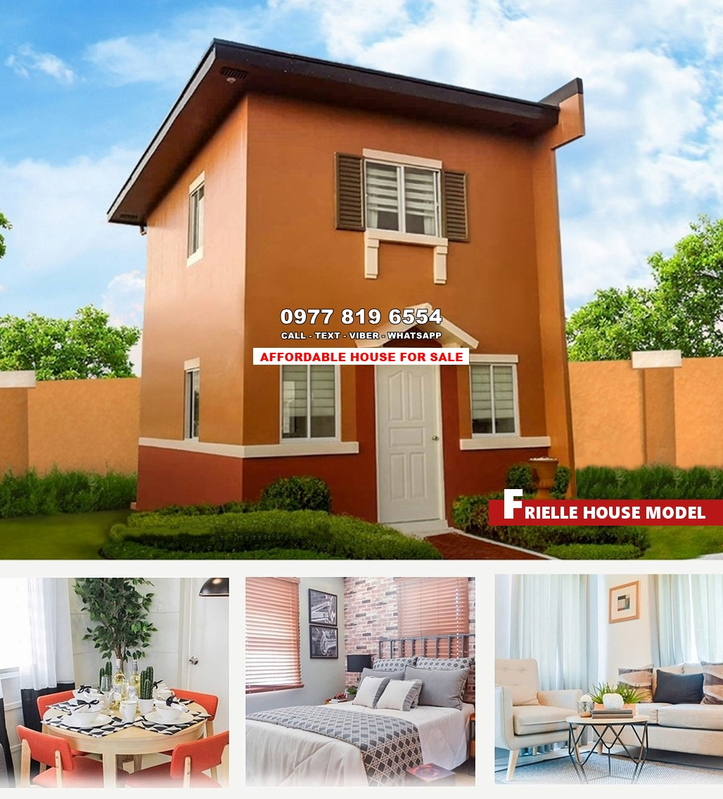 Frielle House for Sale in Alfonso