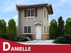 Danielle House and Lot for Sale in Alfonso Philippines